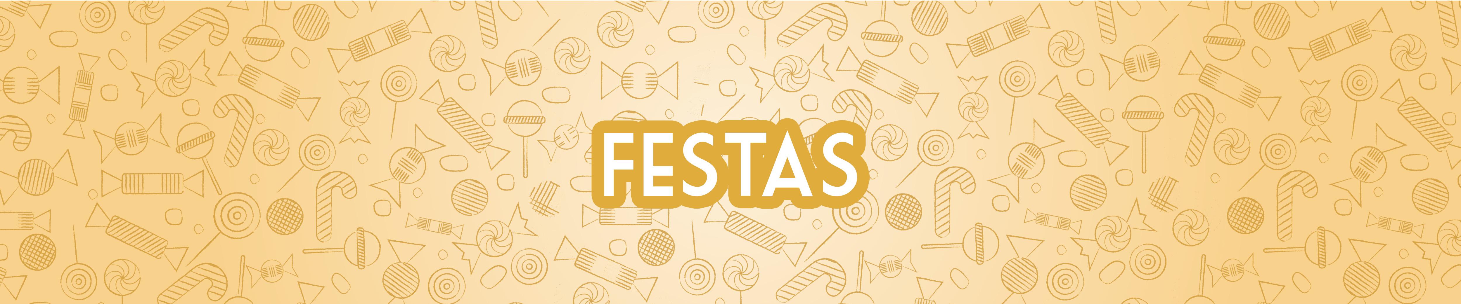 Banner Artigos para Festas