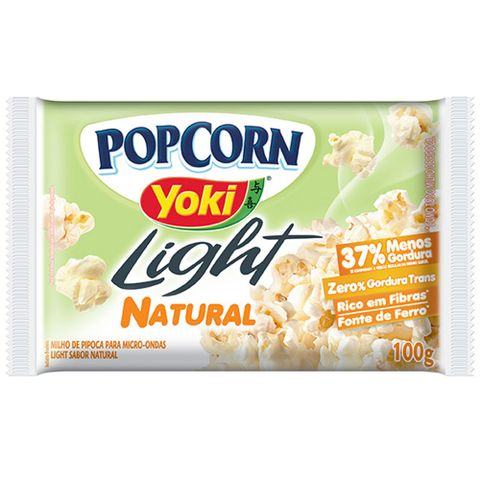 Pipoca-para-Microondas-Pop-Corn-Light-Natural-100g---Yoki