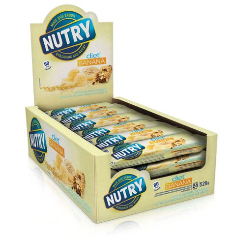 Barra-de-Cereais-Nutry-Diet-Banana-Nutrimental