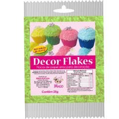 Flocos-de-Arroz-Decor-Flakes-Verde-Mago