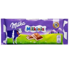 Chocolate-Milkinis-100g---Milka