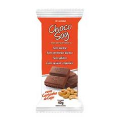 Tablete-Chocolate-Soja-Diet-Castanha-de-Caju-40g---Choco-Soy
