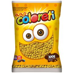 Mini-Confeito-Chocolate-Amarelo-Coloreti-300g---Jazam