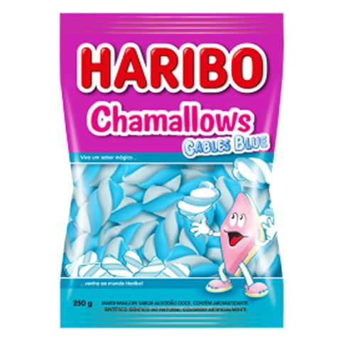 Marshmallow-Chamallows-Cables-Azul-250g---Haribo