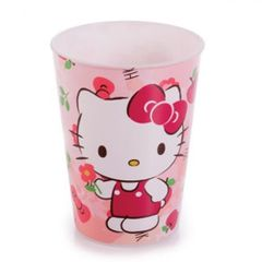 Copo-Hello-kitty-Flora-320ml---Plasutil