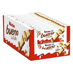 Chocolate-Kinder-Bueno-White-c-30---Ferrero