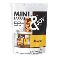 Pouch-Mini-Barras-de-Nuts-Original-70g---Agtal--Joy