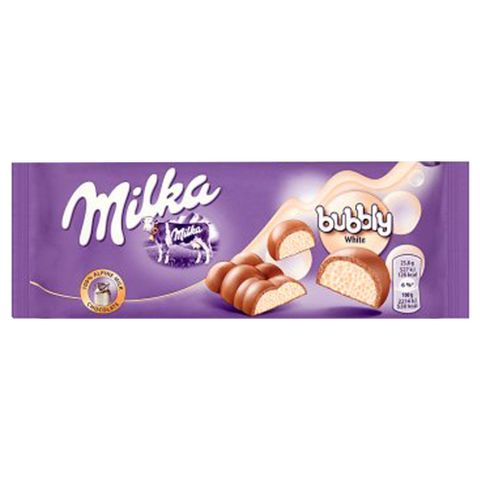Tablete-de-Chocolate-Aerado-Bubbly-Branco-95g---Milka