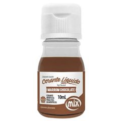 Corante-Liquido-Marrom-Chocolate-10ml---Mix