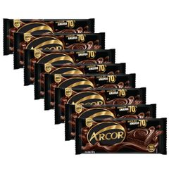 Kit-8-Tabletes-70--Cacau-100g---Arcor