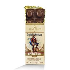 Tablete-de-Chocolate-com-Rum-Captain-Morgan-100g---Goldkenn
