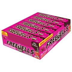 Freegells-Drops-Chocolate-com-Morango-c-12---Riclan