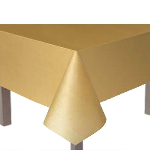 Toalha-Plastica-Lisa-Ouro-80x80cm-c-10---Lucky-Fest