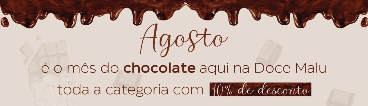 mês chocolate